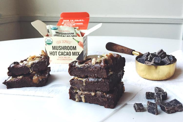 Hot Cacao Brownies Image