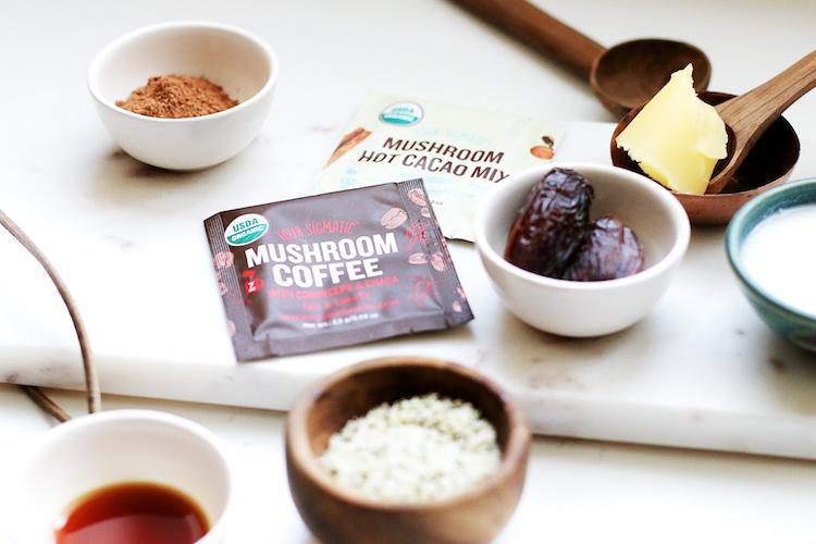 coffee mocha ingredients image