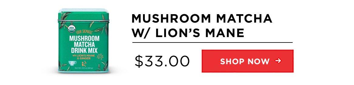 Mushroom Matcha Image